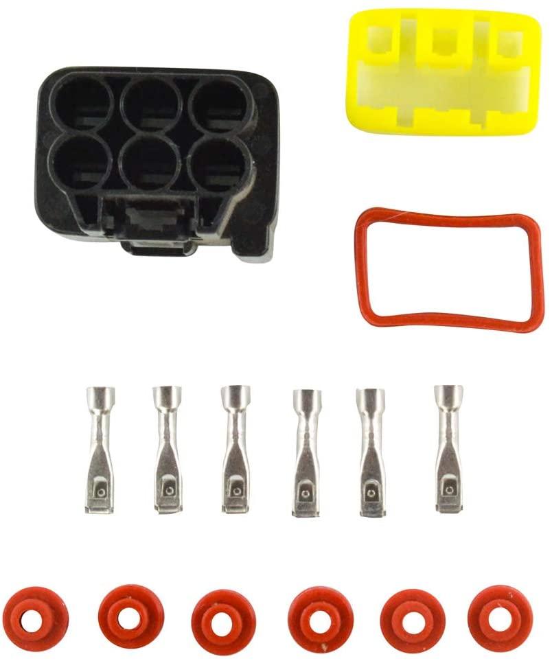 Connectors Kit for Kawasaki Vulcan 900 | Z 750 1000 | Ninja 650 1000 | Versys 650 | ER-6N 2004-2017 | OEM Repl.# 21066-1127