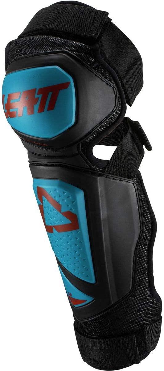 Leatt 2019 EXT 3.0 Knee & Shin Guards (Small/Medium) (Fuel/Black)