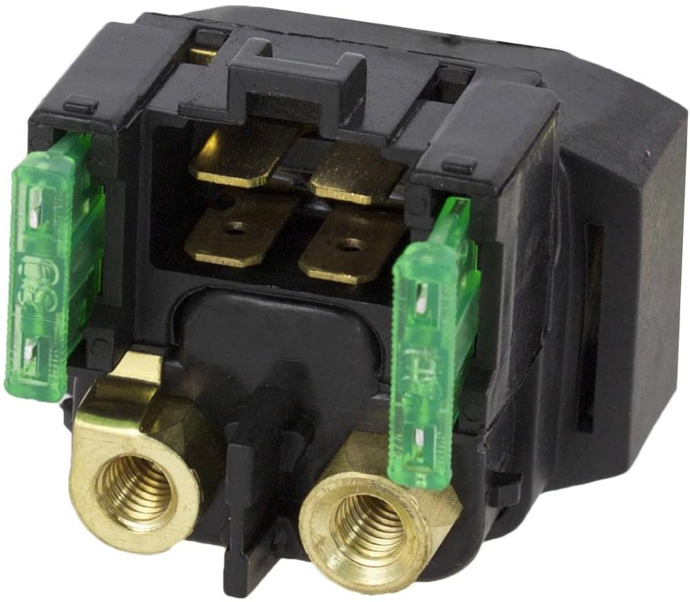 Rareelectrical NEW STARTER SOLENOID COMPATIBLE WITH YAMAHA SNOWMOBILE SXV600 VENOM SXV700 VIPER SX 5TJ819401000 5HH-81940-02-00 5TJ-81940-10-00