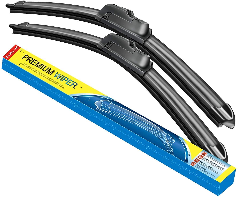 Yeahmol Windshield wiper blades, 26