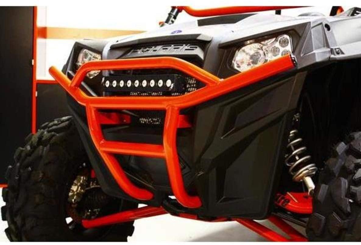 Dragonfire Racing Bash Bumper Front Blk 01-1100