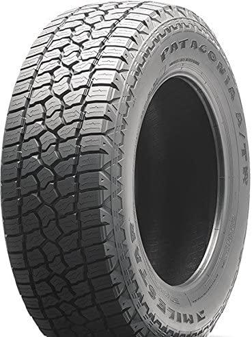 Milestar PATAGONIA A/T R all_ Terrain Radial Tire-37X12.50R17LT 124Q 8-ply