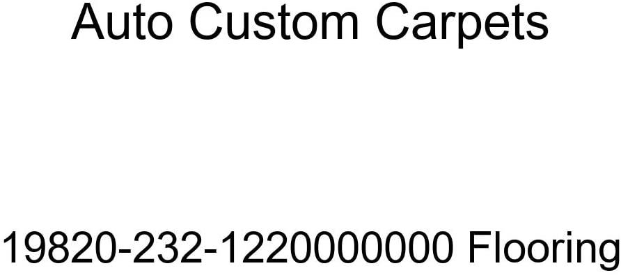 Auto Custom Carpets 19820-232-1220000000 Flooring