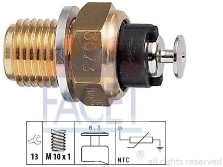 Facet 7.3073 Coolant Temperature Sensor