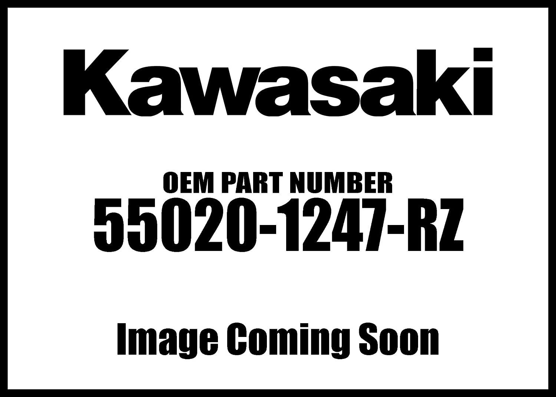 Kawasaki 2003-2008 Kx100 Kx85 Guard Caliper White 55020-1247-Rz New Oem