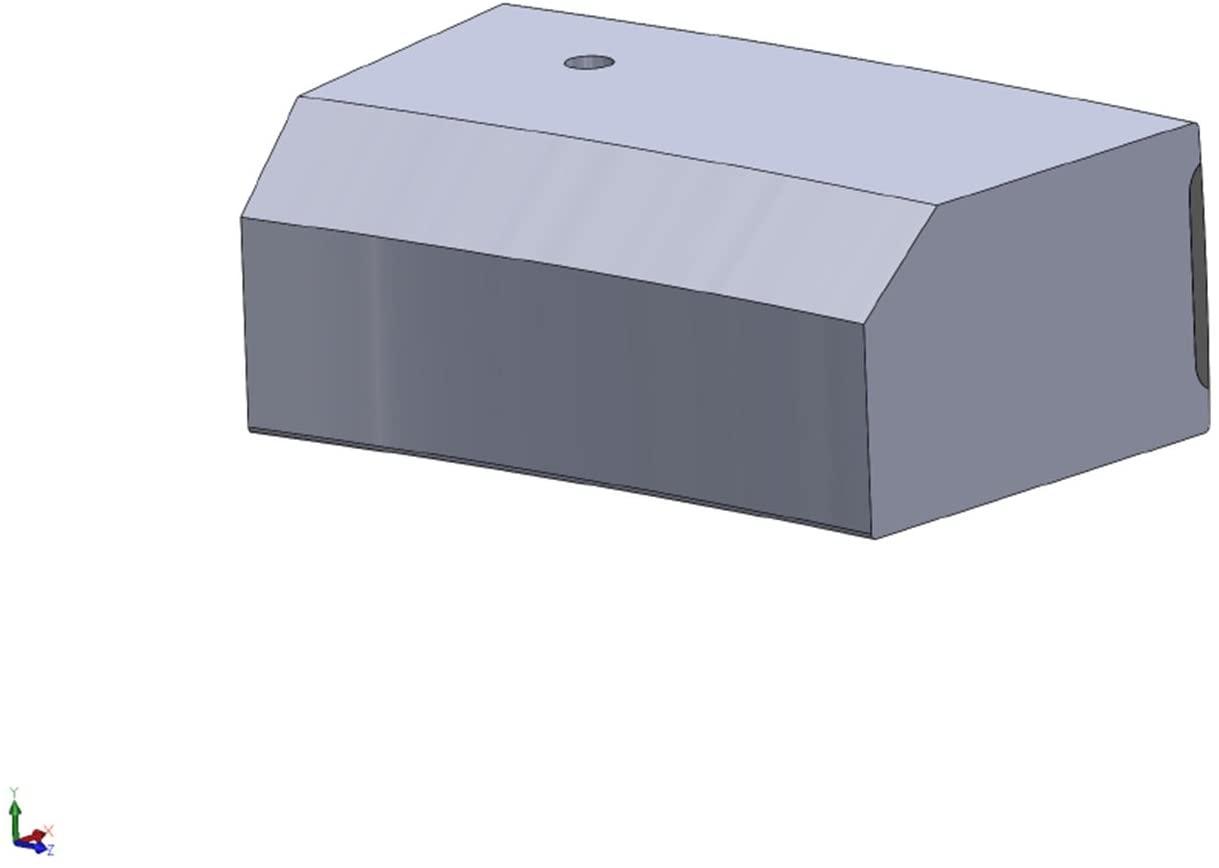 Hastings 2M4860030 8-Cylinder Piston Ring Set