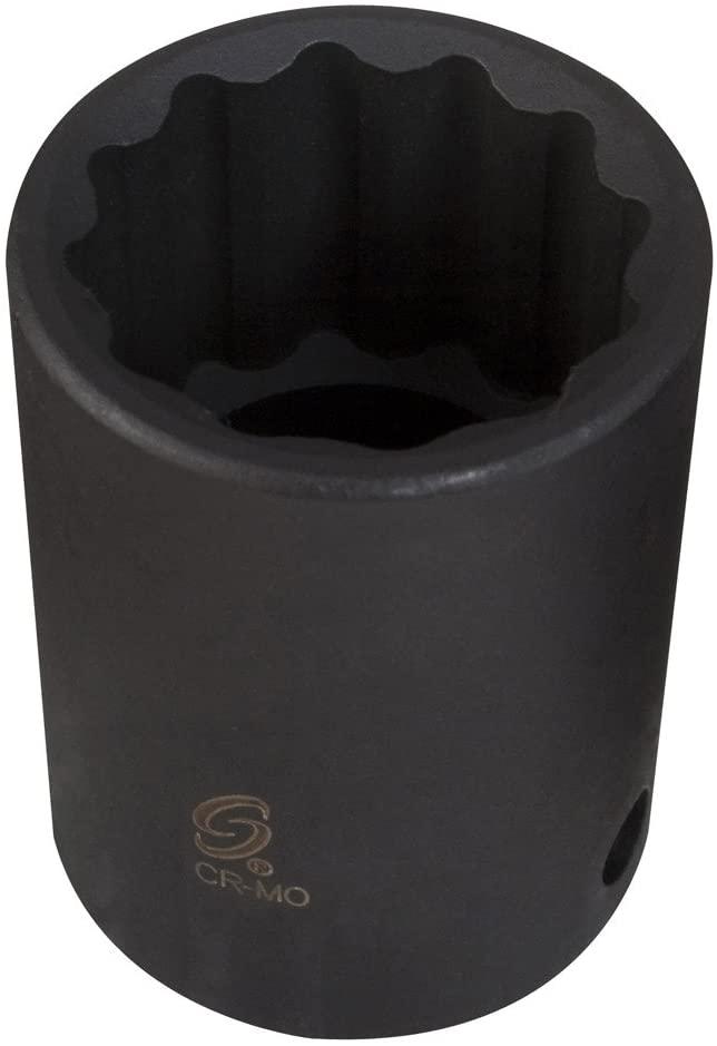 Sunex 330z 3/8-Inch Drive 15/16-Inch 12-Point SAE Standard Impact Socket