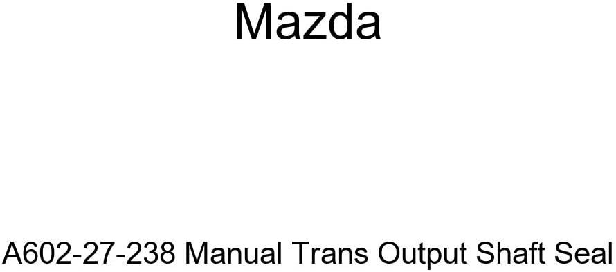 Mazda A602-27-238 Manual Trans Output Shaft Seal