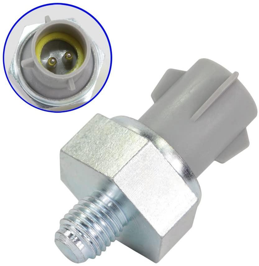 Knock Detonation Sensor F3LY12A699A 94DA-12A699-AA Compatible with Ford E-150 E-250 F-150 Thunderbird,Lincoln Mark VIII Fit 89054021 2132284 144204 5S2209 S8045 S8092 716577 AS10044 94DA12A699AA
