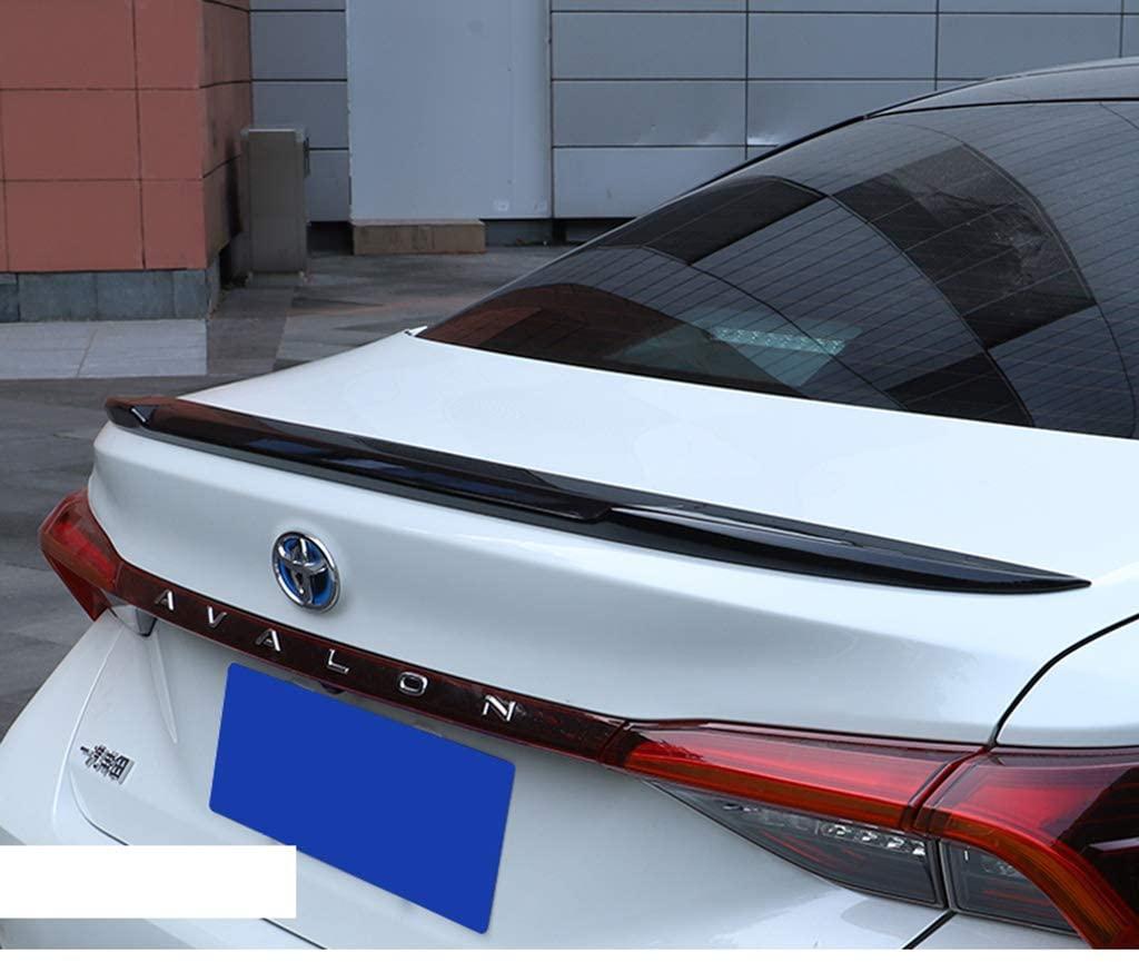YUDIAN Spoiler Trunk Lip Rear Spoiler Lip Kit Waterproof Spoiler Wing Rear Windshield Wing for Toyota Avalon.