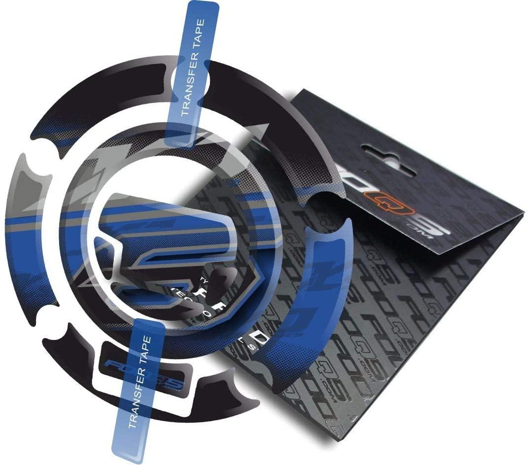 Fooqs Cappad for Yamaha Xj6 X J 6 XJ (Blue)