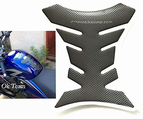 Carbon Fiber Effect Motorcycle Tank Pad Gas Protector For Honda VFR800 1998 1999 2000 2001 2002 2003 2004 2005 2006