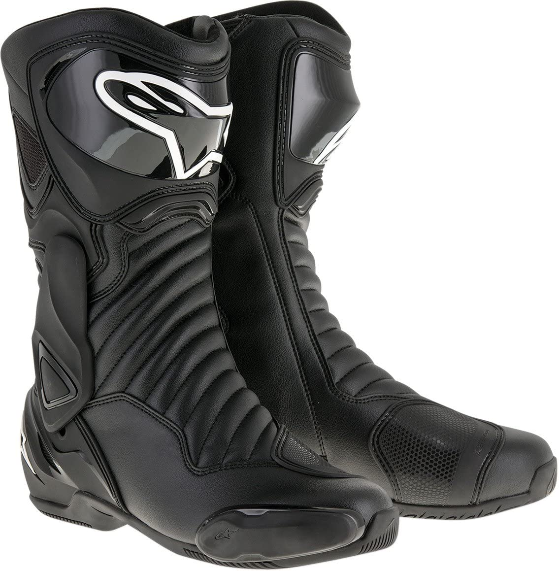 Alpinestars Mens 2223017-1100-46 Boots Black, Size 46