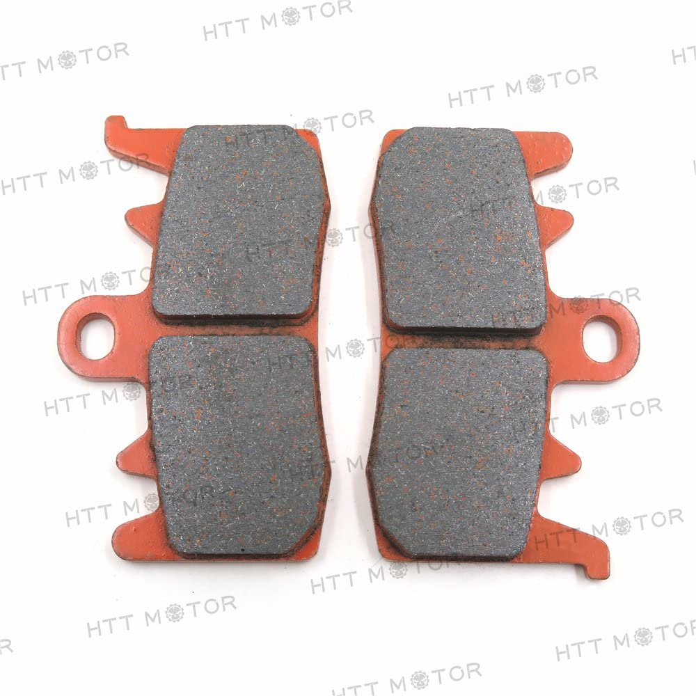 SMT-Carbon Ceramic Brake Pads Compatible With Can-Am Spyder RS SE5 Spyder RTS SM6 -FA630 [B077VKP6BN]