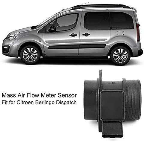 5WK9621 MAF Mass Air Flow Sensor for Fiat Scudo n ato 1998-2006