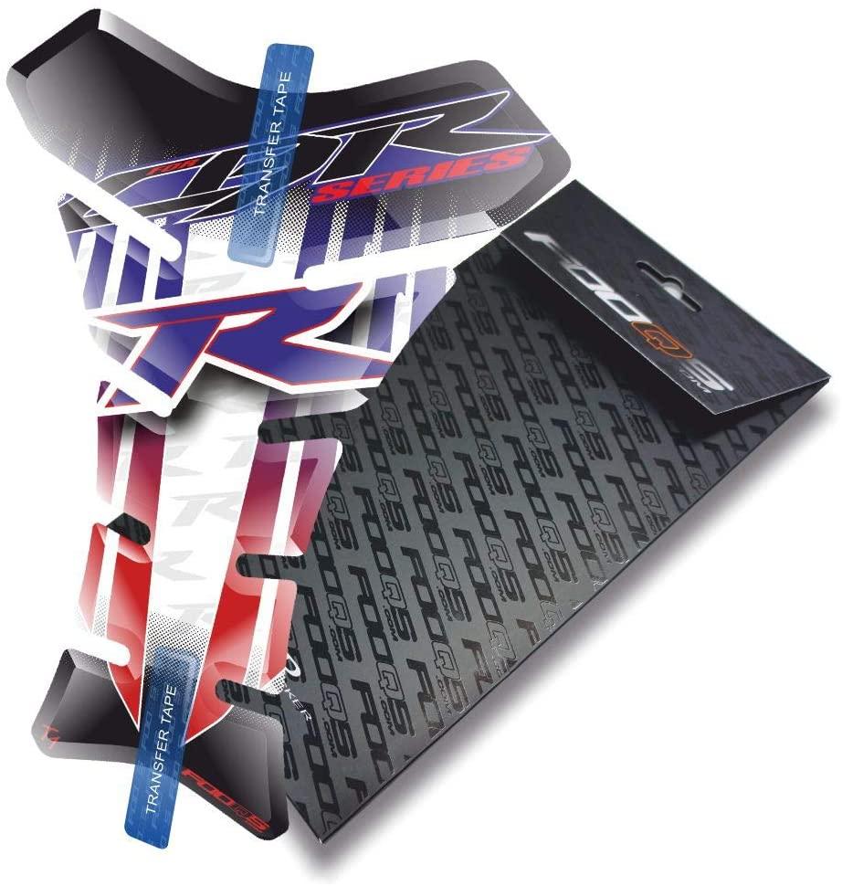 Fooqs Tankpad for Honda CBR Cbr600rr 600rr 600 rr cbr1000rr 1000rr 1000 Cbr600f 600f (HRC)