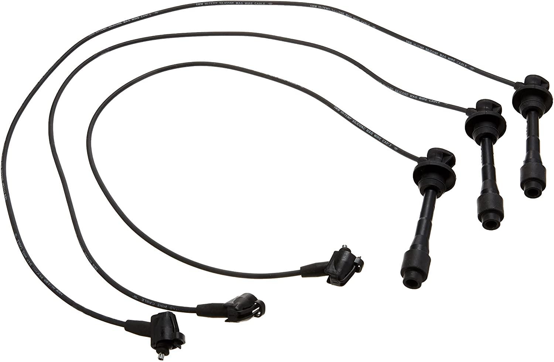 Denso 671-6185 Spark Plug Wire Set