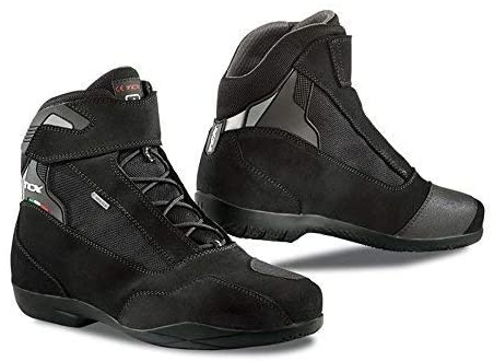 TCX Men's Jupiter 4 GTX Street Motorcycle Boots - Black Size 40