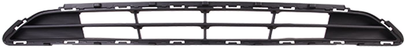 Multiple Manufacturers OE Replacement 2015-2017 Hyundai Sonata Bumper Cover Grille (Partslink Number HY1036127)