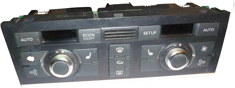 Abssrsautomotive AC Control Unit For Audi A6 C6 2005-2008 4F1820043AC