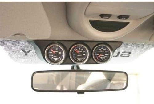 18017 Triple Overhead Console Pod 1999-2004 Ford Super Duty