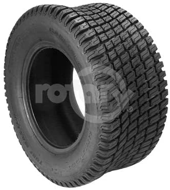 Rotary # 9186 Lawnmower Tire 16 x 650 x 8 Turf Master Tread Tubeless 4 Ply Carlisle Brand