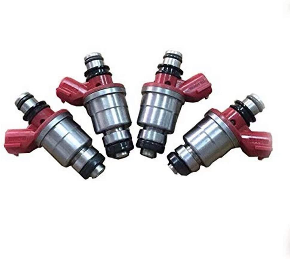 4pcs Fuel Injector Nozzles OE# JSJJ-5 for Suzuki Volvo