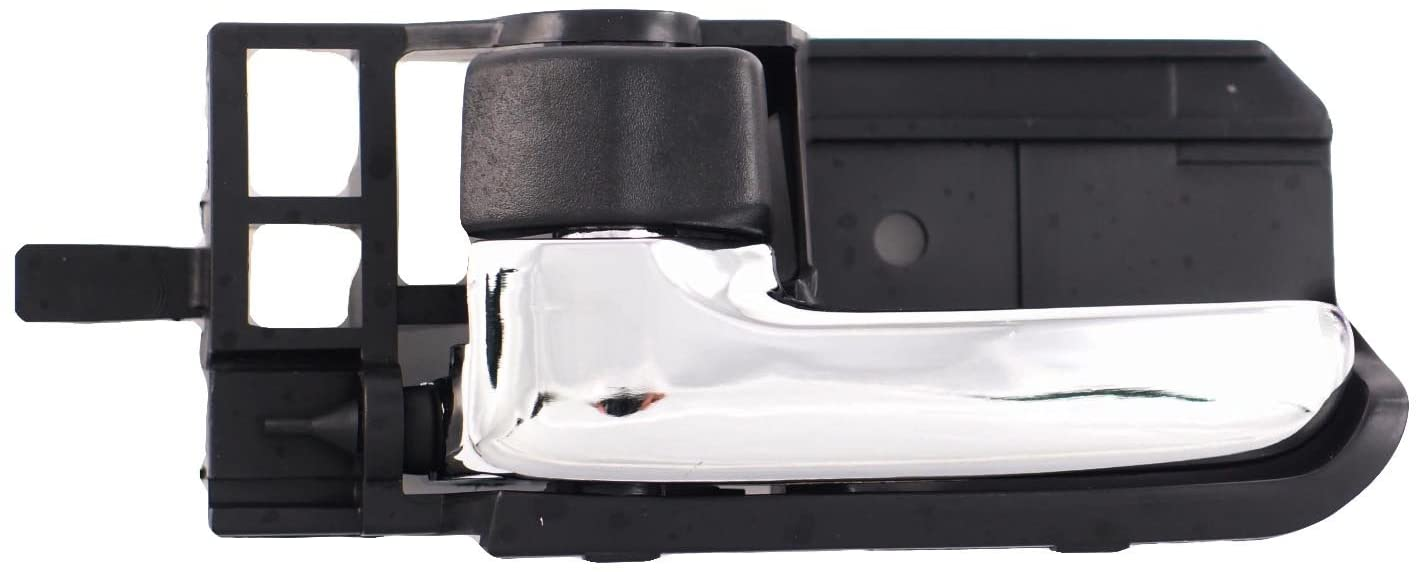 Dorman 83940 Interior Door Handle for Select Toyota Models, Black and Chrome