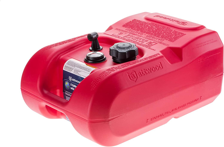 Attwood Epa Certified Portable Fuel Tank