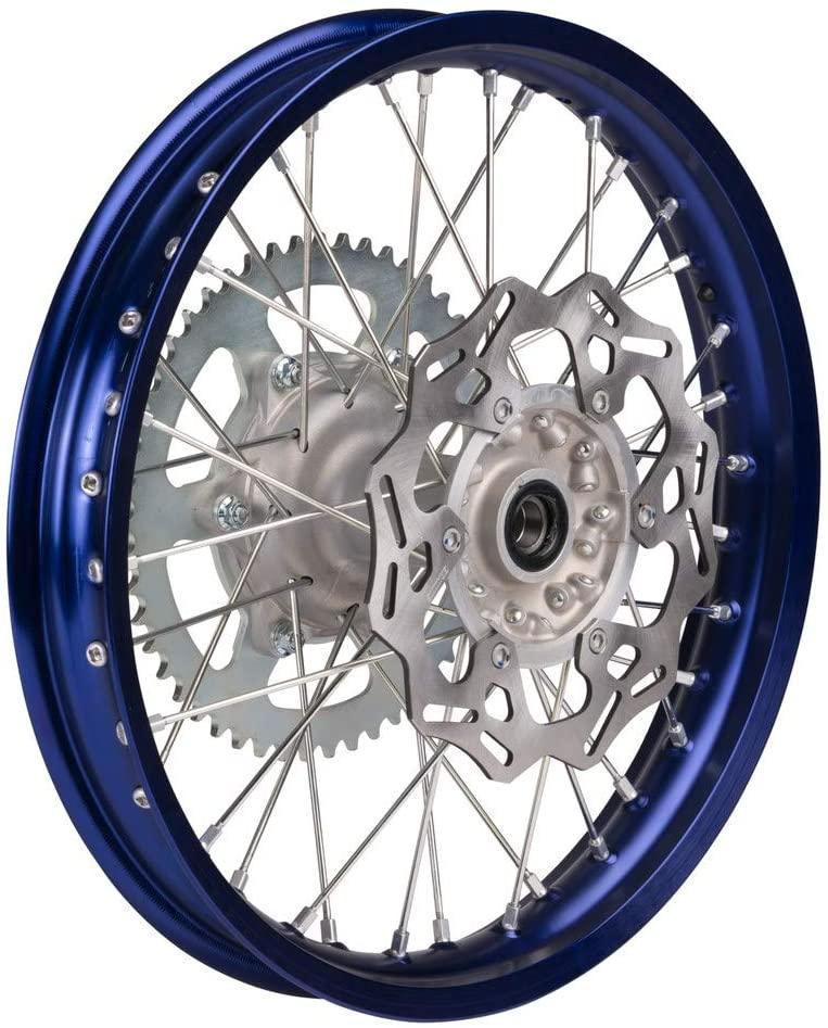 2020 Yamaha WR250F - Rear Wheel Assembly - BAK253020000
