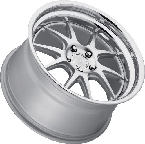 Concept One 1007 CSL-5.5 Matte Silver Machined Wheel (19x9.0