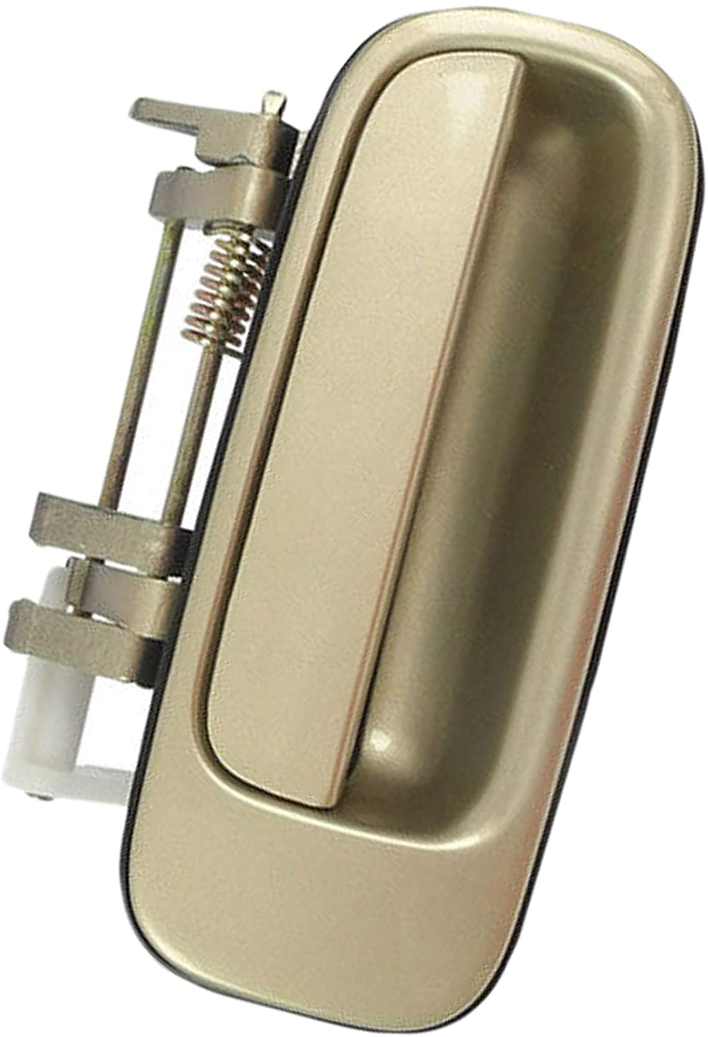 For Toyota Rear Right 1992-1996 Camry Cashmere Beige Metallic 4M9 Exterior Outside Door Handle 1992 1993 1994 1995 1996