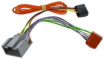 Wiring Harness Adapter for Volvo C30 2006- ISO Stereo Plug Adaptor