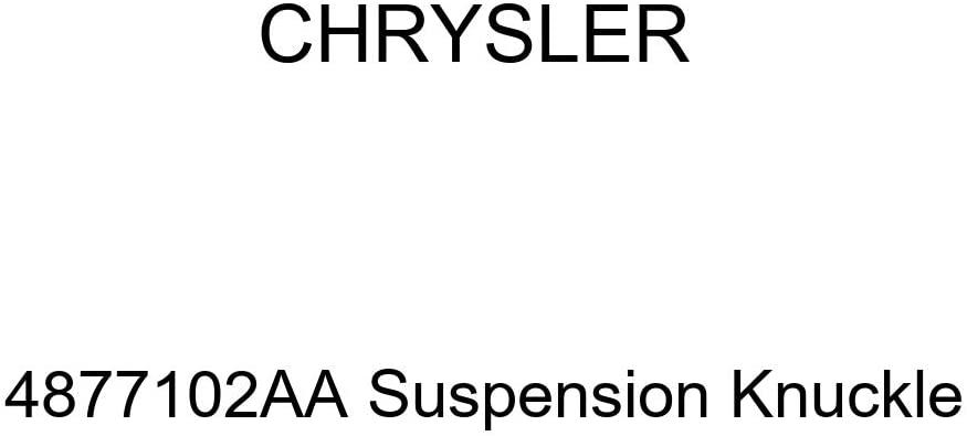 Genuine Chrysler 4877102AA Suspension Knuckle