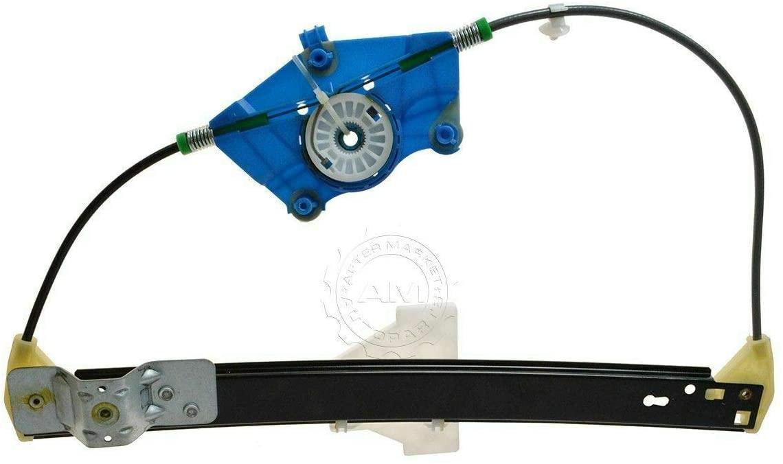 Rear Power Regulator Passenger Side Right RH NEW for Audi A4 RS4 S4