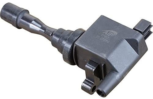 AIP Electronics Premium Ignition Coil on Plug COP Pencil Pack Compatible Replacement For 1994-1996 Mitsubishi Montero SR 3.5L V6 Oem Fit C157