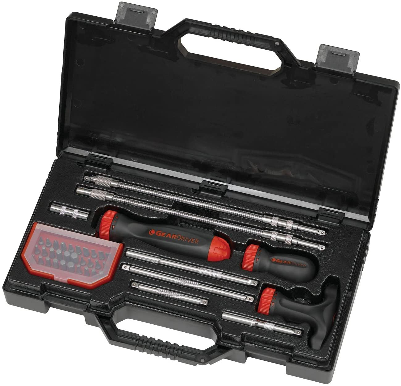 GEARWRENCH 40 Pc. Ratcheting Screwdriver Set - 8940