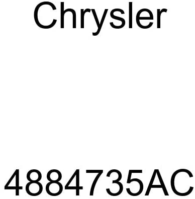 Genuine Chrysler 4884735AC Engine Camshaft