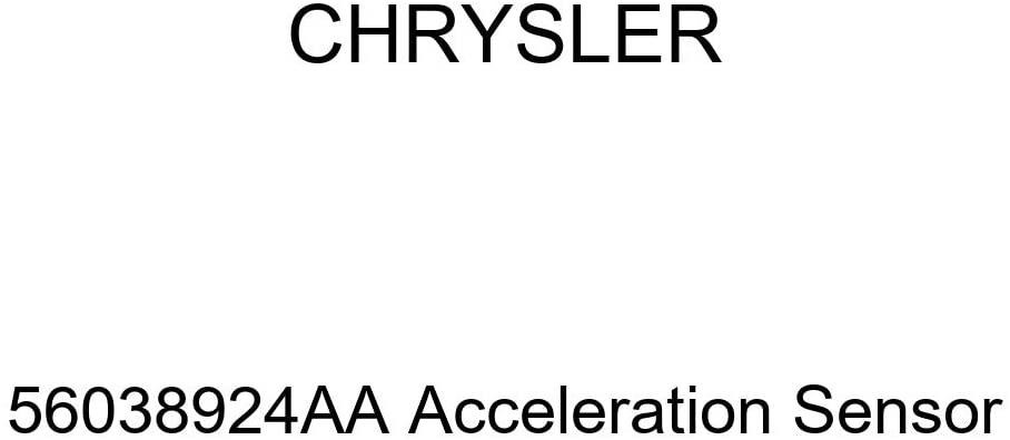 Genuine Chrysler 56038924AA Acceleration Sensor