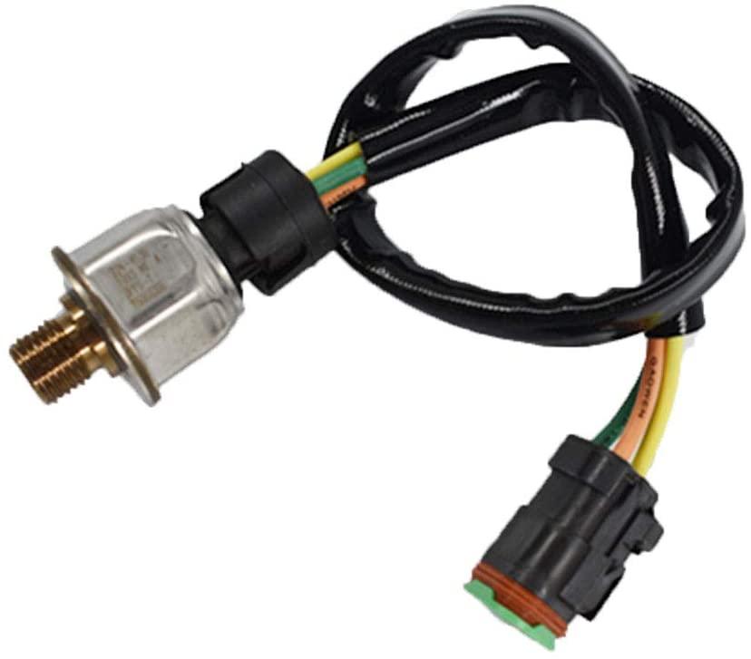 labwork New Pressure Sensor 224-4536 Fit for Caterpillar On Highway Engines C7 C9