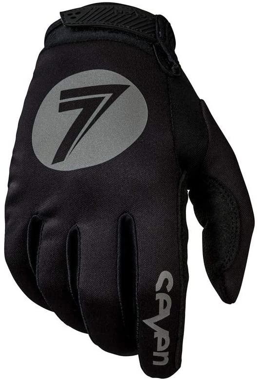 Seven Zero Cold Weather Glove (Black, M)