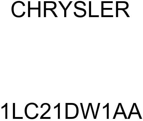 Chrysler Genuine 1LC21DW1AA Overhead Console