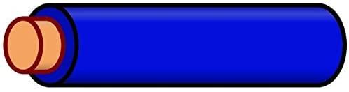 K4 Automotive & Marine Primary Electrical Wire Blue 18 Gauge 100 Feet