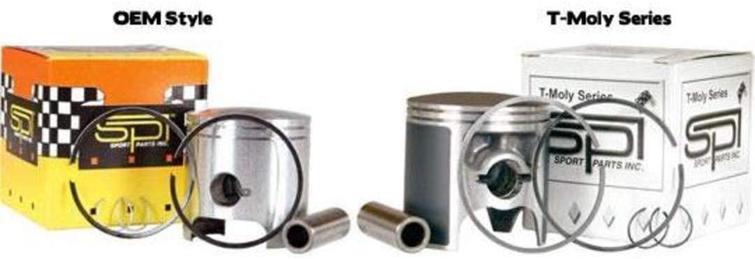 Sports Parts Inc Hyperdryve Piston Kit - Standard Bore 72.00mm SM-109144