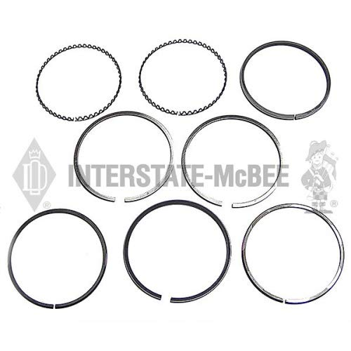 Made to fit A-8927223 Ring Set - Piston Detroit Diesel
