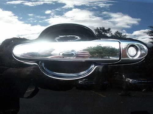 QAA 2000-2005 Chevy Impala 4pc Chrome Door Handle Covers