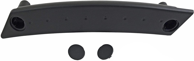 Dorman 84029 Front Driver Side Interior Door Pull Handle for Select Volkswagen Models, Black