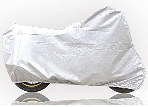 vgocycling Motorcycle Cover for Scooter,Piaggio,Vespa,Kymco UV Dust Protector M
