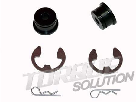 Torque Solution Shifter Cable Bushings Fits Mitsubishi Eclipse 2g / Talon/Laser 1995-99