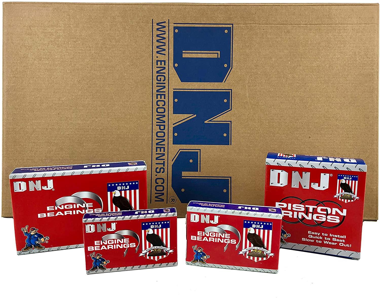 DNJ EK972 Engine Rebuild Kit for 1998-2004 / Lexus, Toyota / 4Runner, GX470, Land Cruiser, LX470, Sequoia, Tundra / 4.7L / DOHC / V8 / 32V / 285cid / 2UZFE